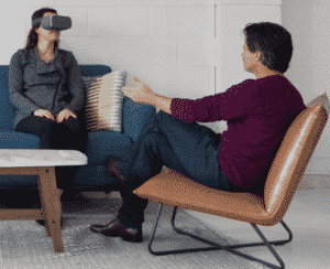 In our top ten VR and AR articles for 2018 - VR and Therapy