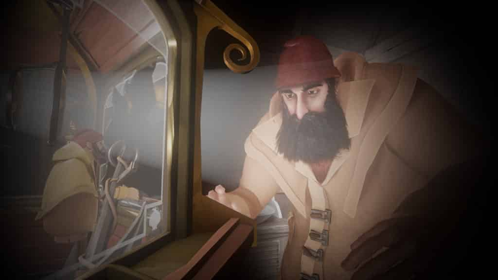 The VR experience Fishermans Tale turns your world upside down.