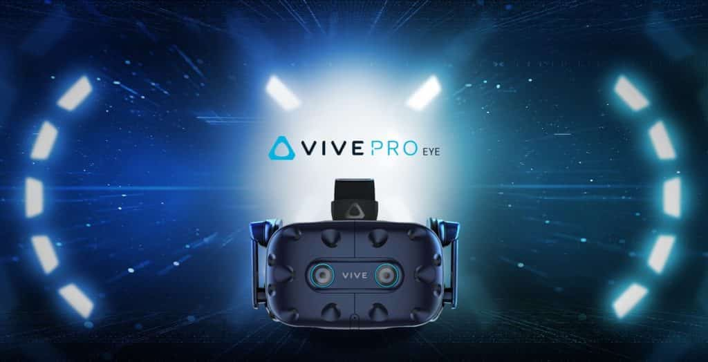 HTC Vive VR announcements at CES 2019 - The Vive Pro Eye