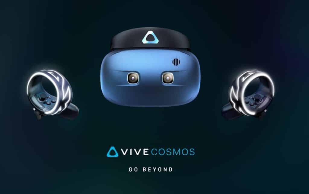 HTC Vive VR announcements at CES 2019 - The Vive Cosmos