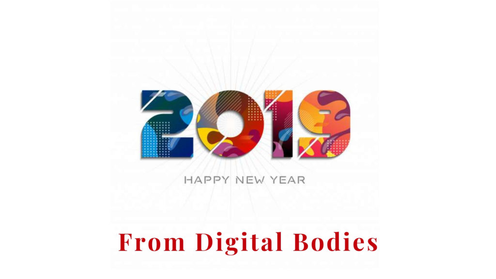 Happy New Year from Digital Bodies - looking forward to an exciting year of VR and AR developments!
