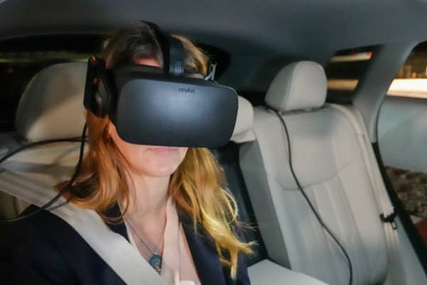 VR and Cars