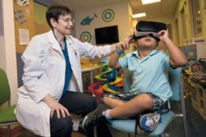 Medical VR Children's National Hospital