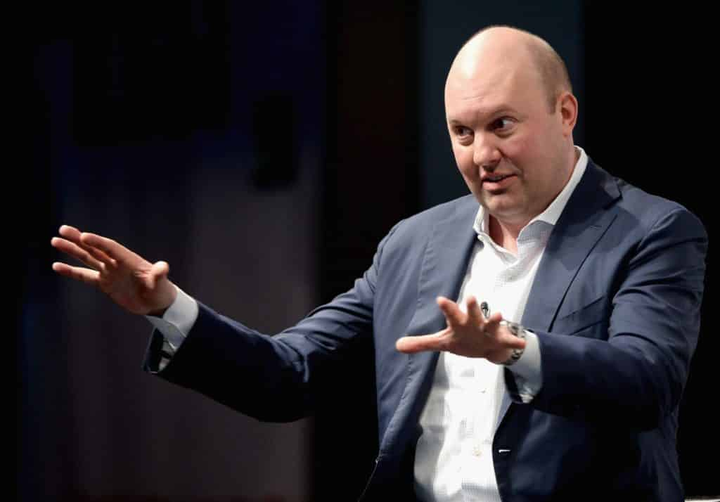"Marc Andreessen argues that VR will be ""1,000"" times bigger than AR"