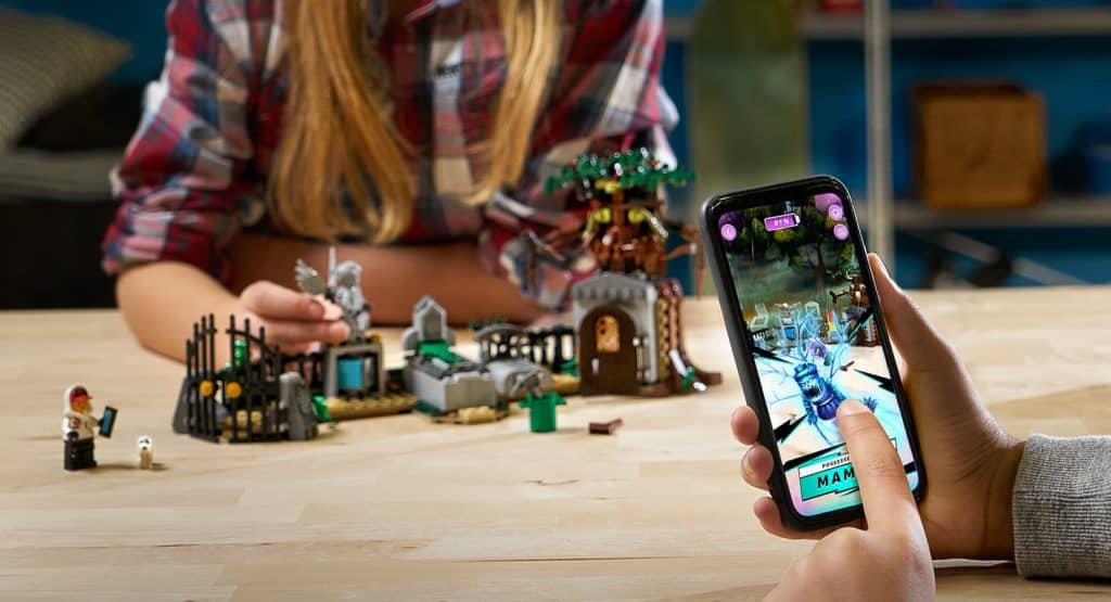 LEGO Hidden Side AR Play Experience will bring immersive tech to a new generation.