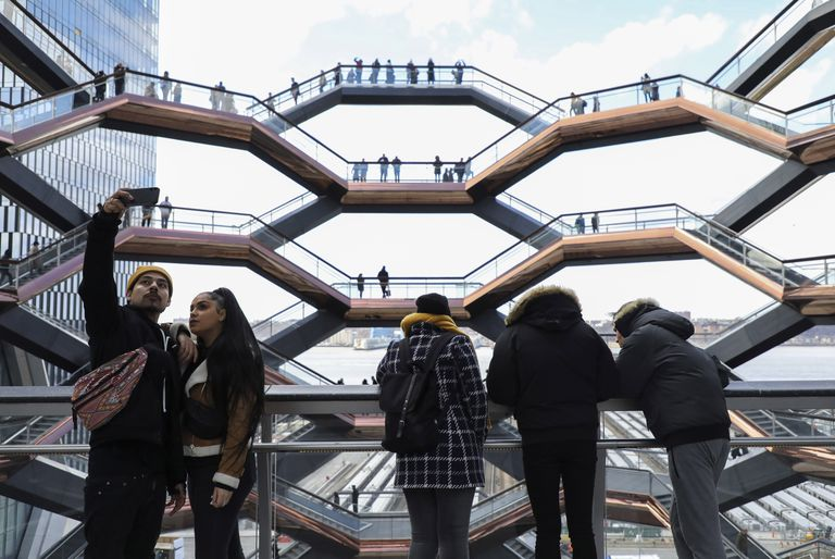 Hudson yards The Vessel privacy concerns