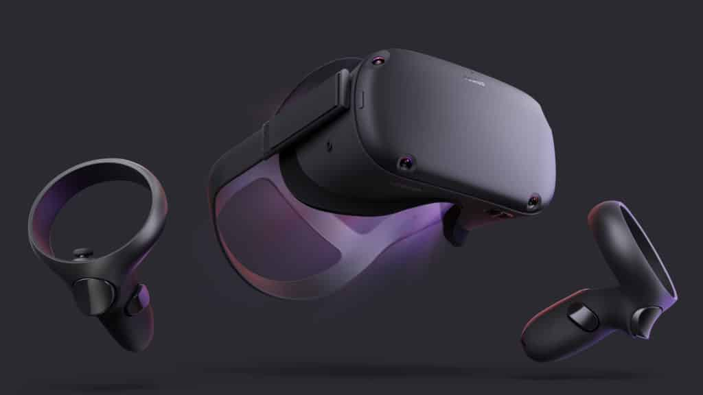 The new Oculus Rift S - released at GDC 2019