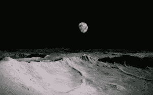 Walking on the Moon in VR