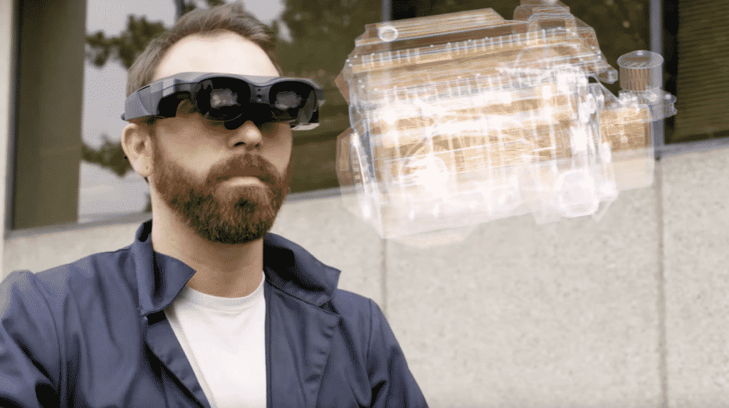 ThirdEye and Verizon Smart Glasses and 5G