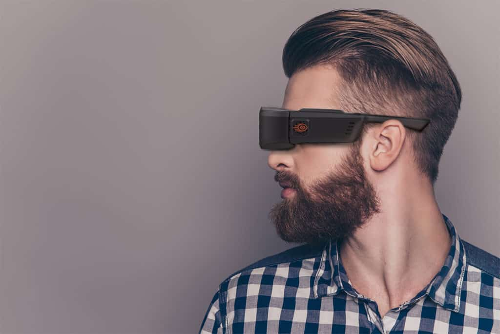 ThirdEye smart glasses for 5G
