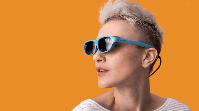 nReal's AR Glasses
