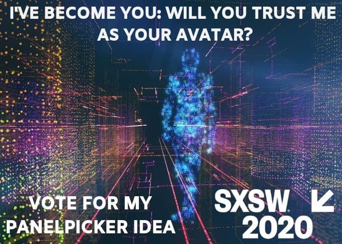 Thank you for Supporting Our SXSW 2020 Proposal!
