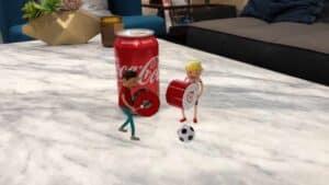 Coca-Colas AR Marketing Campaign