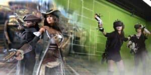 Sandbox VR Raises Millions for location-based VR