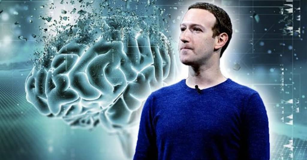 Mark Zuckerberg on a brain-computer interface for AR Glasses
