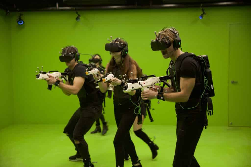 Sandbox VR raises millions for Holodeck-like experience centers