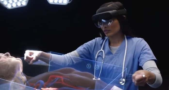 Microsoft's HoloLens 2 will excel in healthcare education