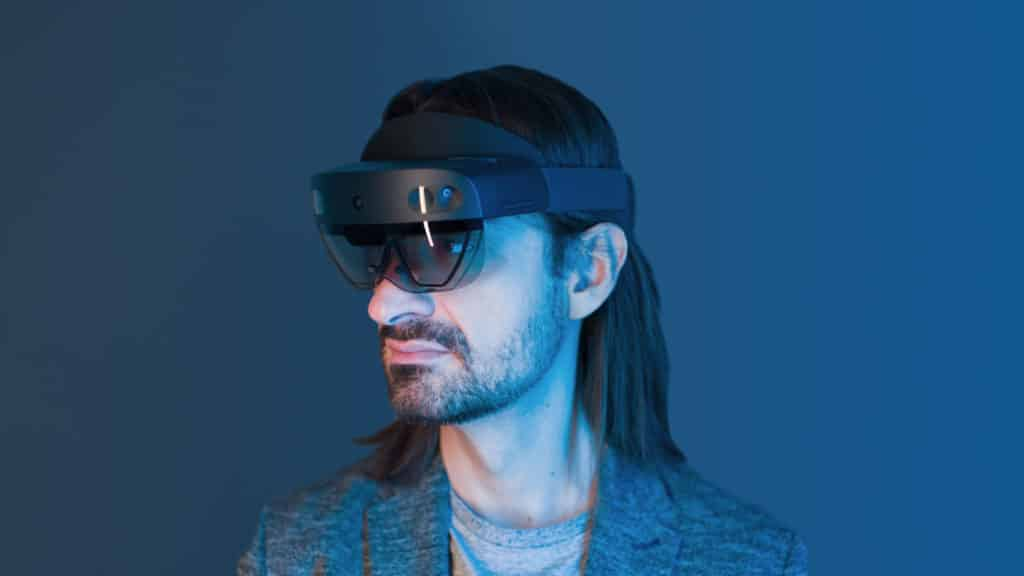 Microsoft's HoloLens 2 on Alex Kipman