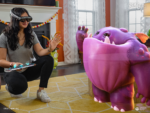 AR game for Magic Leap