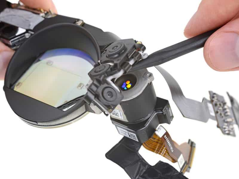 Magic Leap Troubles - Scene from IFixIt.com