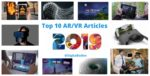 Our Top Ten AR VR Articles in 2019 on Digital Bodies