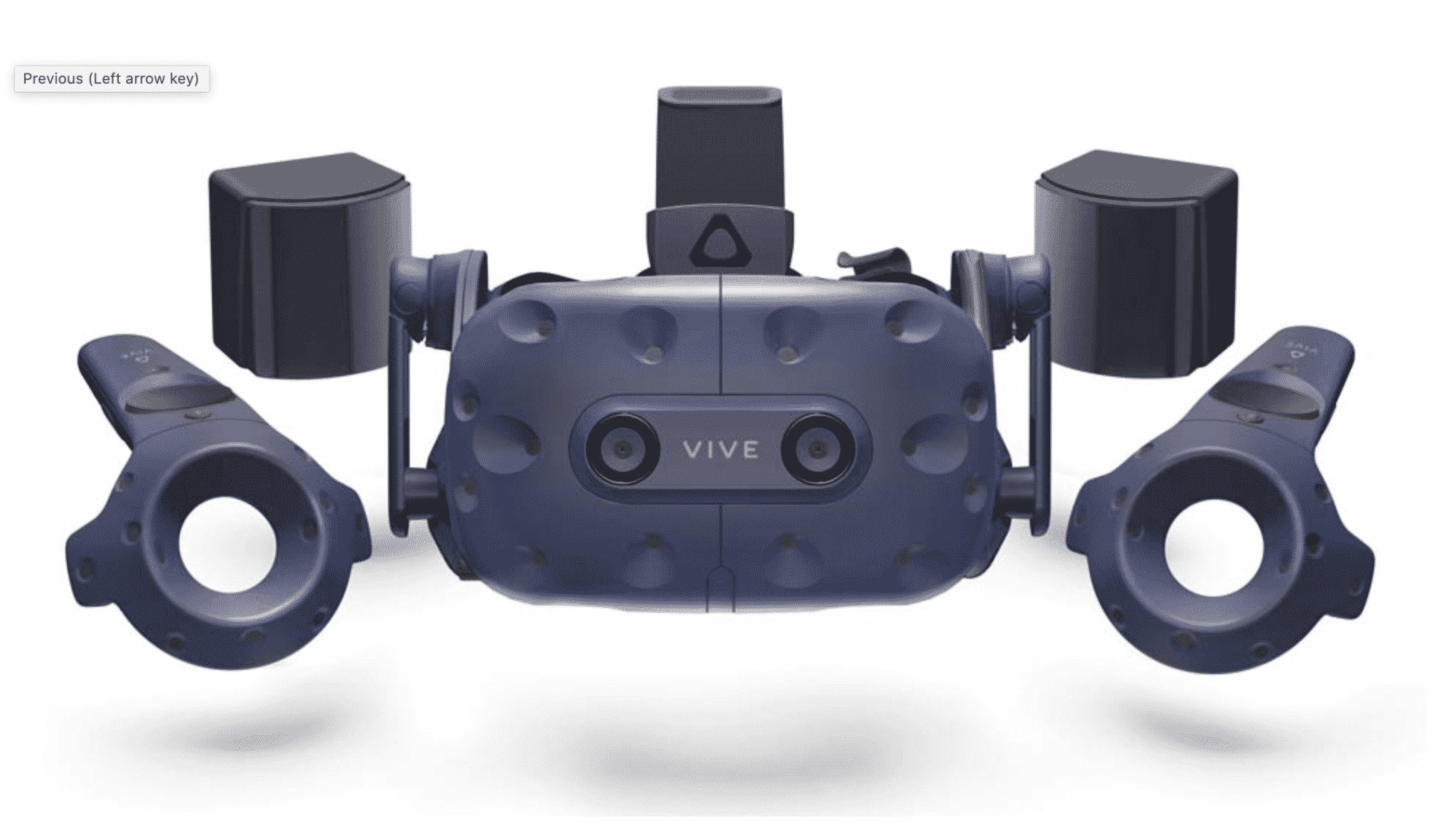 Vive Pro one of the best VR headsets for 2019