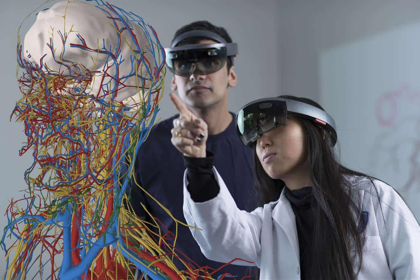 Learning will be transformed through VR and Mixed Reality.