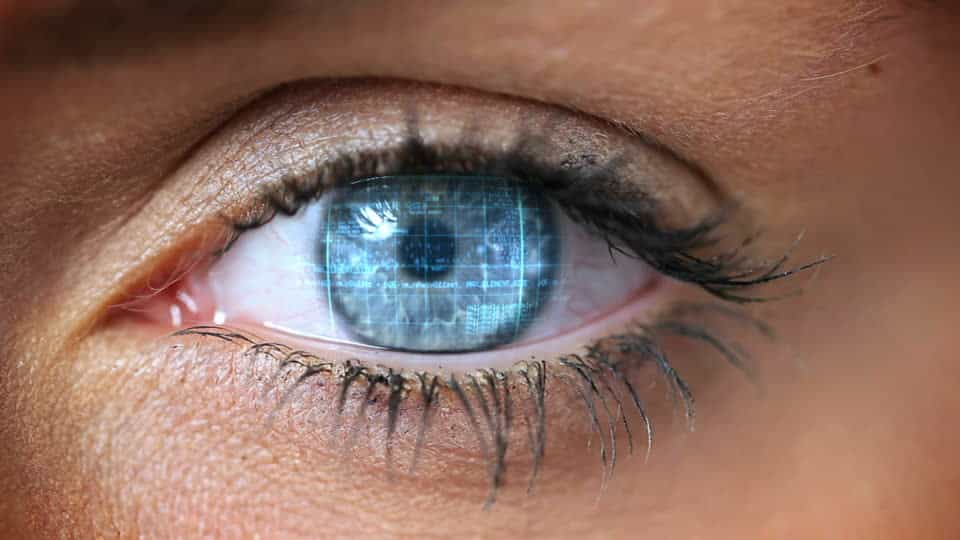 Privacy issues will be a major concern with AR contact lenses.