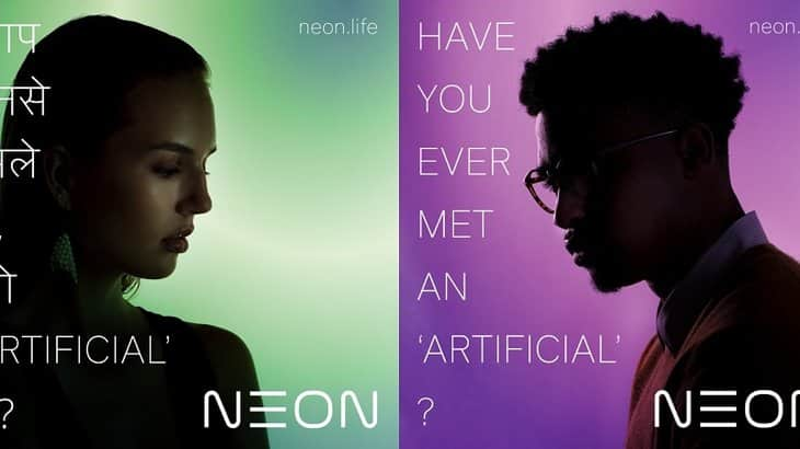 Samsung's Neon Project was the talk of CES 2020, but are they artificial humans or just upgraded chatbots?