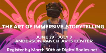 Immersive Storytelling Workshop at Anderson Ranch