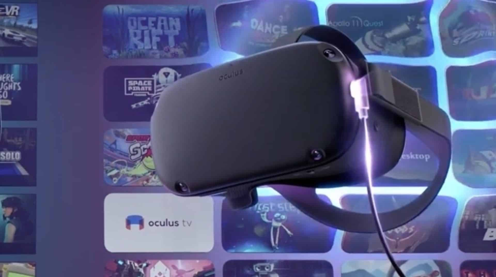 Oculus teases a new VR distribution model for the Quest.