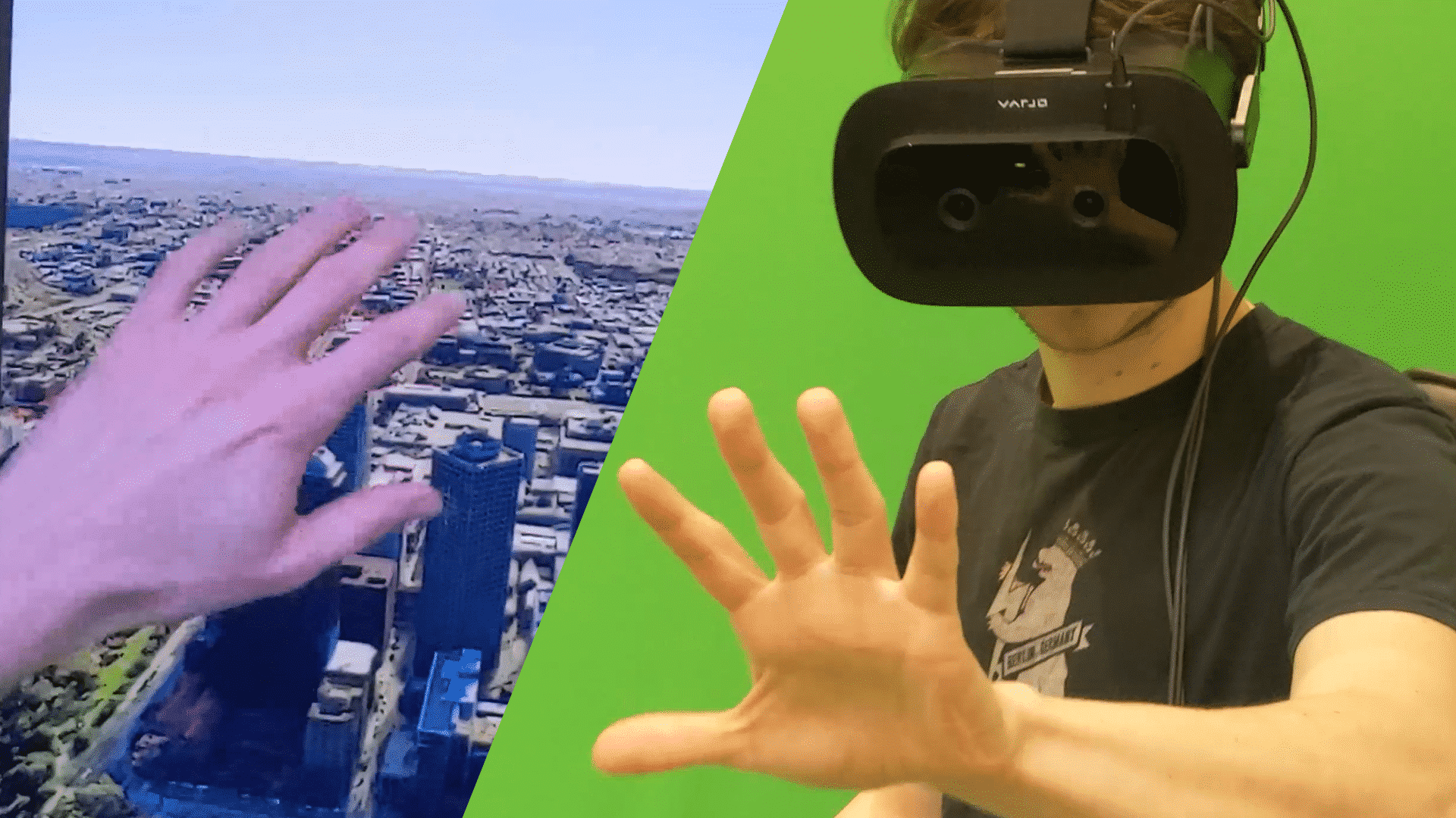 Innovative Mixed Reality experiences from Varjo reveal the future of XR