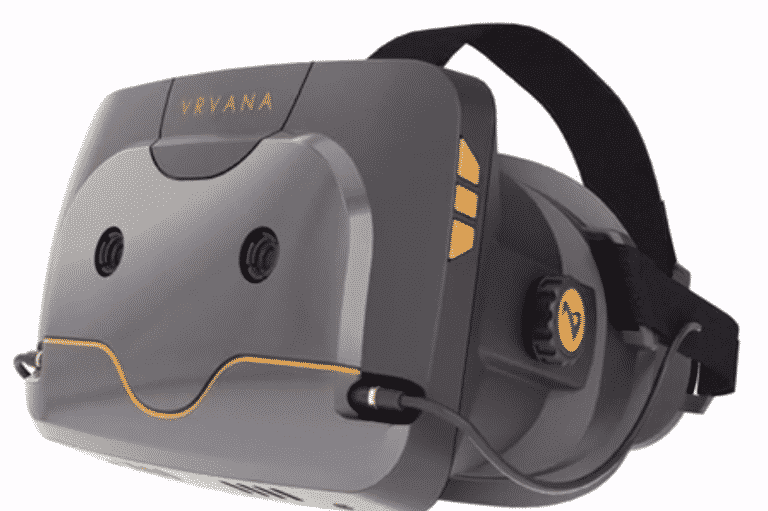 VRvana was acquired by Apple in 2017 - it's HMD was bulky but the concept of an AR/VR device was innovative.