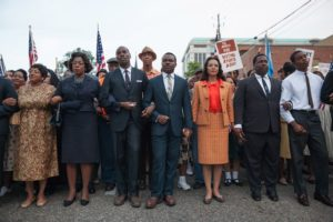 Live VR Movie Screening of Selma hosted on Bigscreen VR platform..