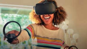 New Oculus Quest 2 VR headset may arrive this fall as Facebook ramps up production..