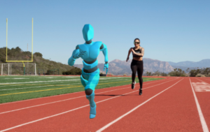 Ghost Pacer running app