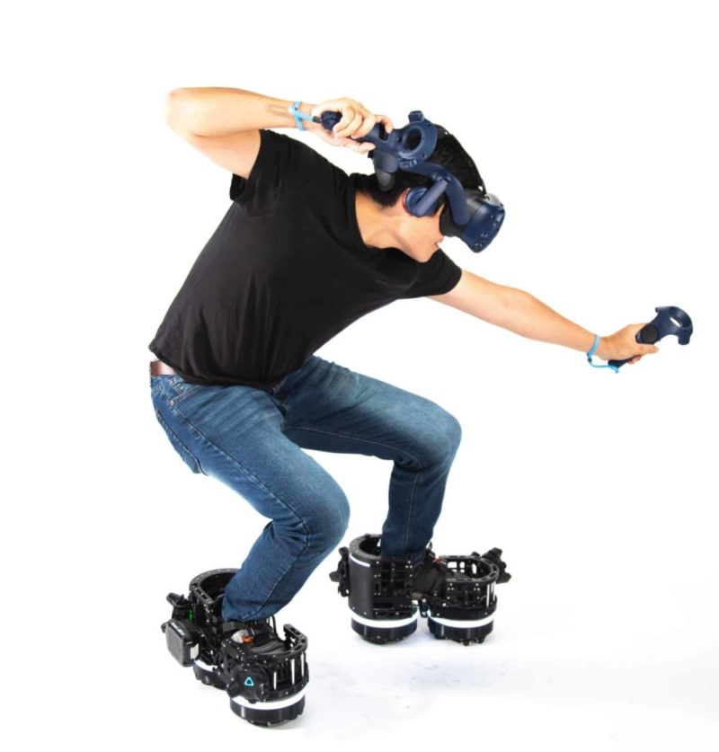 Are Ekto One VR Boots a solution to movement in VR?