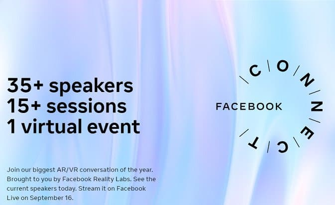 Join us for the Facebook Connect 2020 conference live stream with the latest VR news on the Oculus Quest, Facebook Horizon, and AR developments.