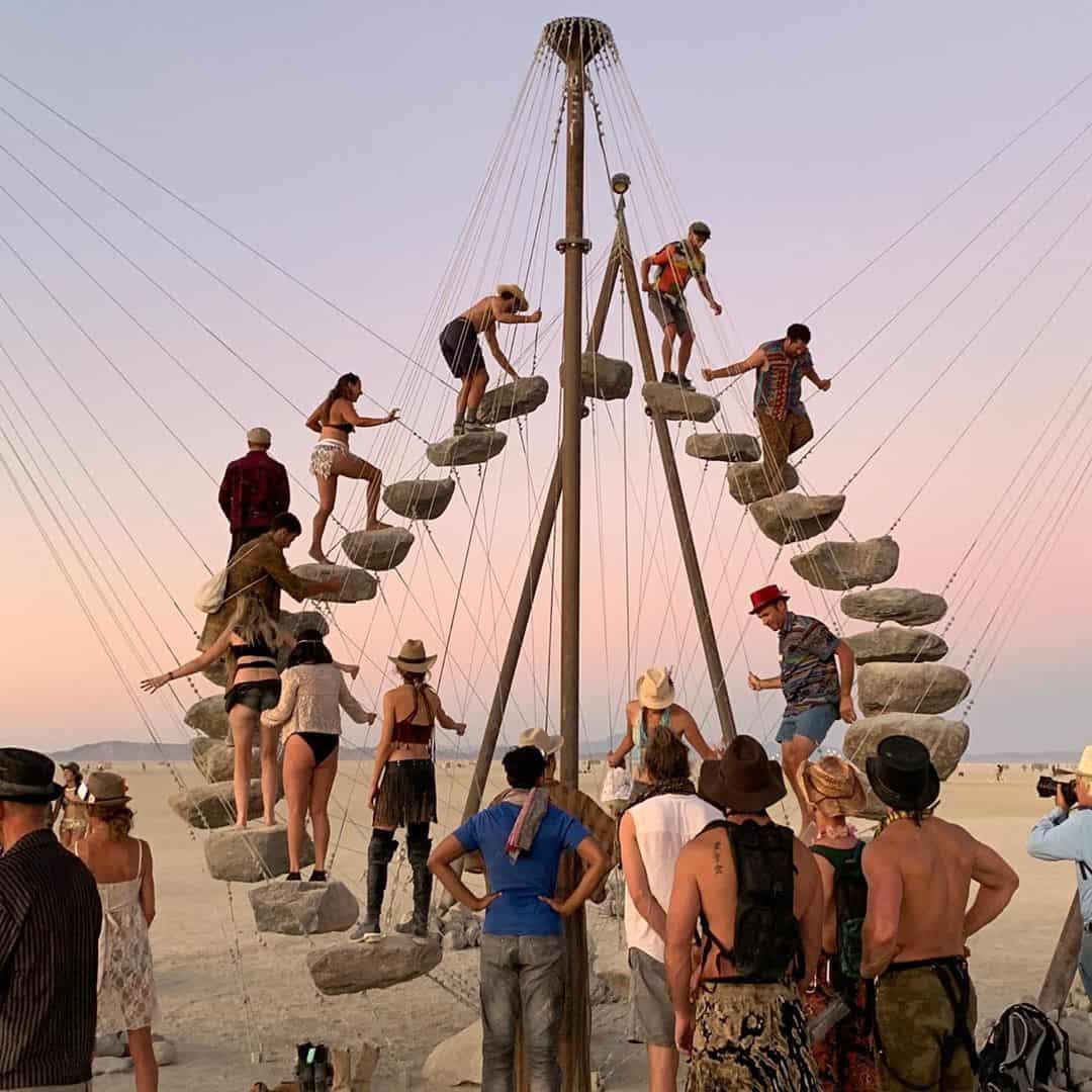 Art from Burning Man 2019