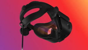 The HP Reverb G2 Omnicept Edition VR headset