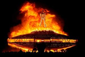 This year brings a virtual Burning man festival due to the Covid-19 pandemic