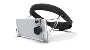The new ZapBox AR headset might be an inexpensive solution for Augmented Reality.
