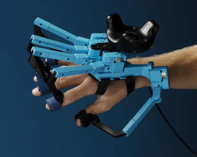 SenseGlove's haptic gloves have moved from a developer's kit to their new Nova model