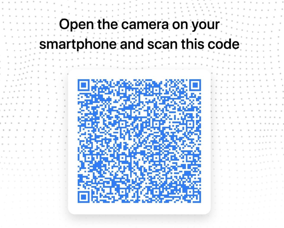 Super Bowl QR code for famous game plays