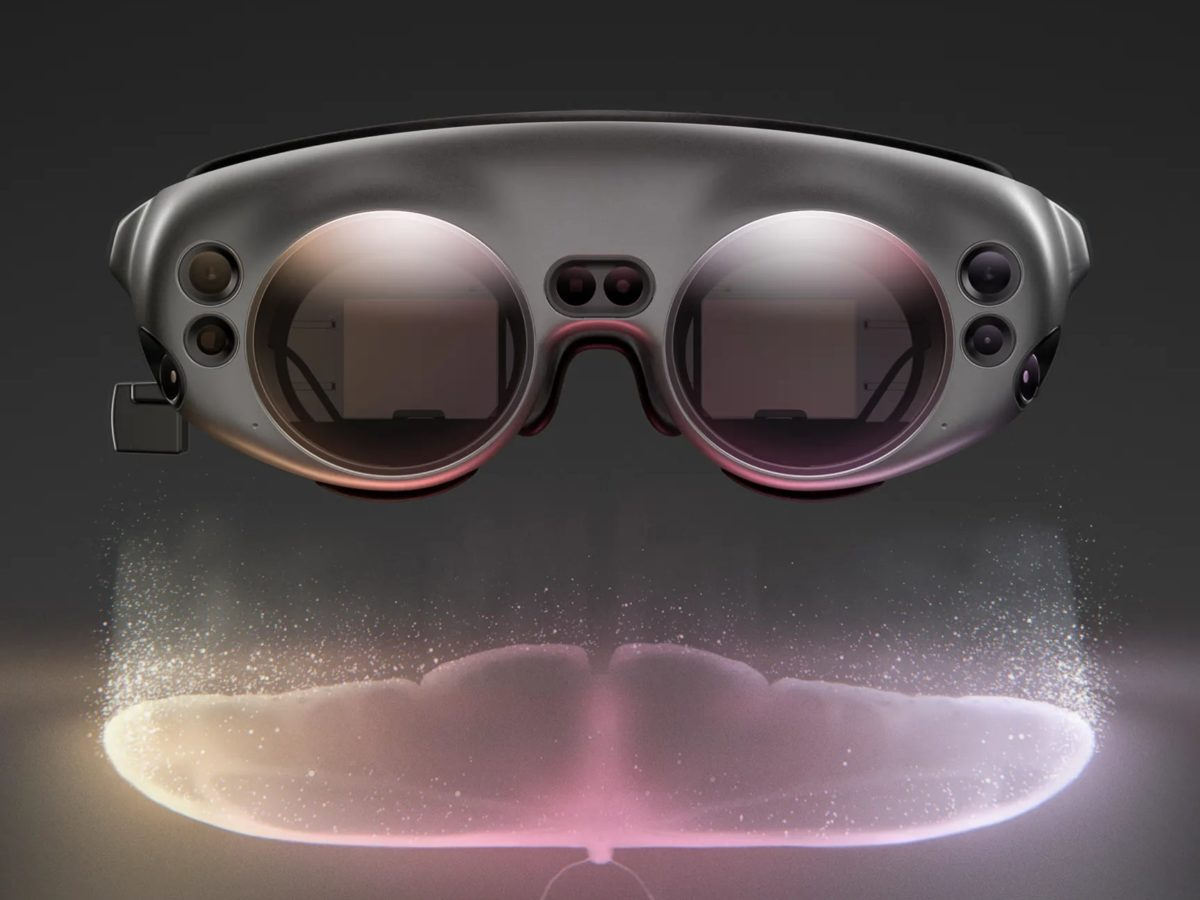 magic Leap's new headset to arrive in Q4 of 2021.
