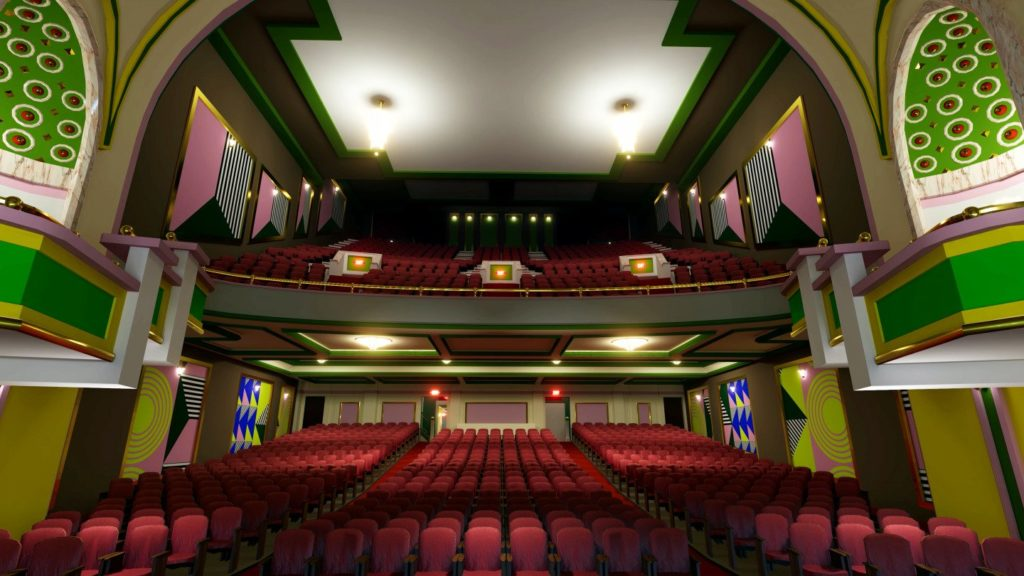SXSW will bring the virtual Paramount theater to you.
