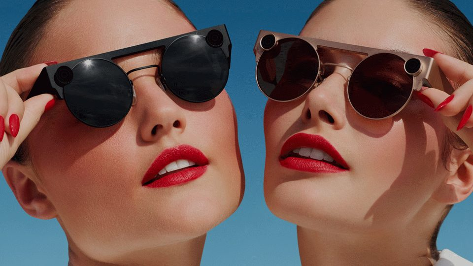 One thing we know - Snapchat's AR Glasses will appeal to fashion.