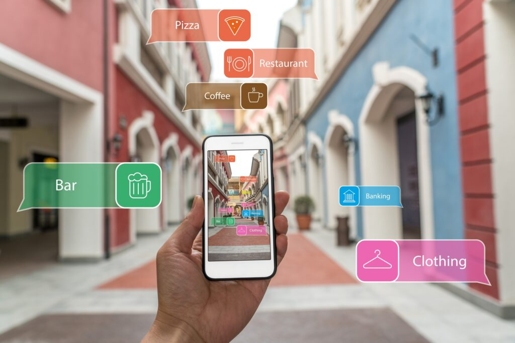 Will advertising monopolize our use of augmented reality?