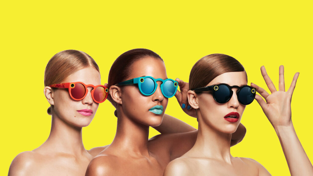 Snapchat's new AR Glasses are the result of multiple versions of Snap's Spectacles that were first released in 2016.