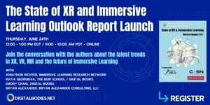 Launch of the State of XR Report